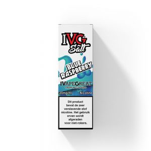 IVG Blue Raspberry Nic Salt