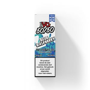 IVG Blue Raspberry e-liquid