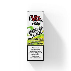 IVG Kiwi Lemon Kool e-liuqid