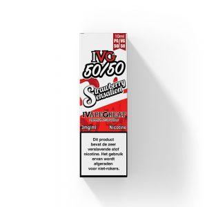 IVG Strawberry Sensation e-liquid