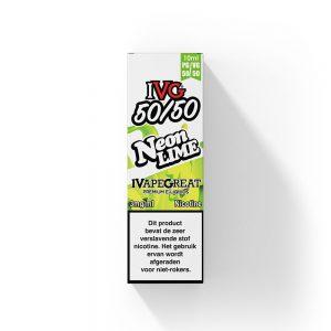 IVG Neon Lime e-liquid