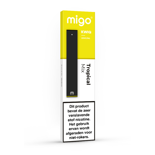 Migo Kwiq Tropical Mix