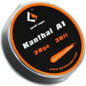 5m GeekVape Kanthal A1 Draad (22GA)