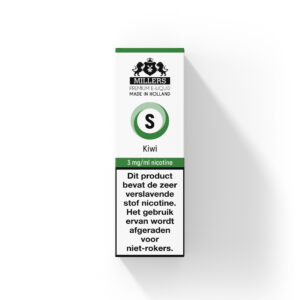 Millers Kiwi E-liquid
