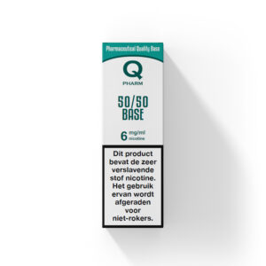 Qpharm Nicotine Booster 50/50