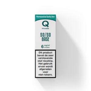 Qpharm nicotine booster 50/50