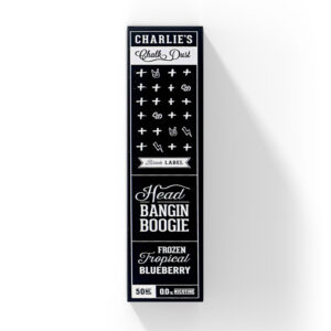 Charlie's Chalk Dust Head Bangin' Boogie