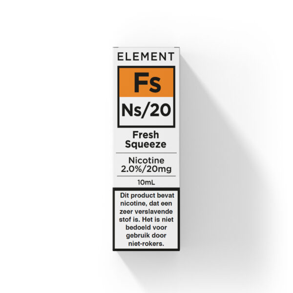 Element Fresh Squeeze NS20 Nic Salt