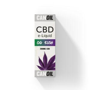 Canoil CBD E-liquid OG Kush 200MG CBD