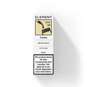 Element Crema E-liquid