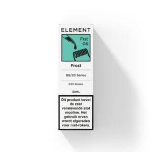Element Frost e-liquid