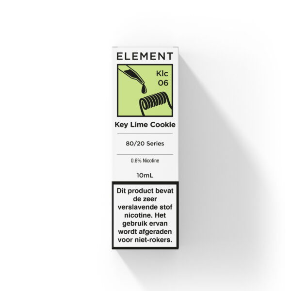 Element Key Lime Cookie e-liquid