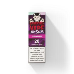 Vampire Vape Pinkman Nic Salt