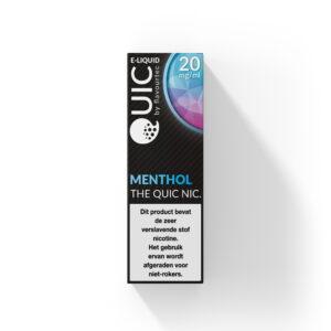 Quic Nic Salt Menthol