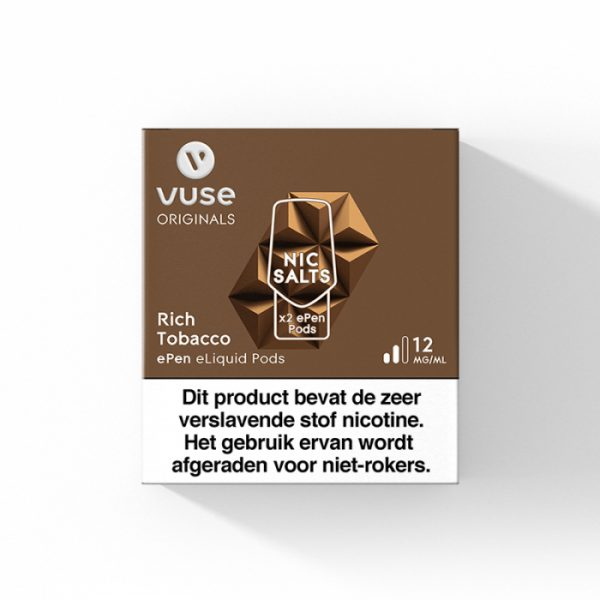 Vuse ePen Pods Rich Tobacco