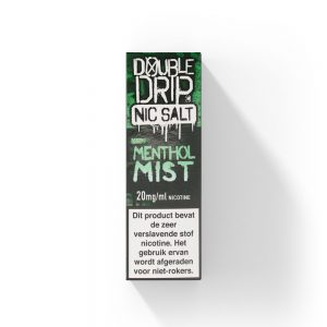 Double Drip Menthol Mist NS e-liquid