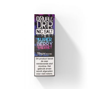 Double Drip Super Berry NS e-liquid