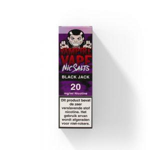 Vampire Vape Black Jack NS