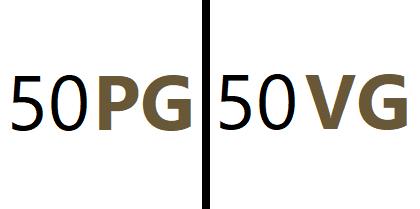 50PG-50VG