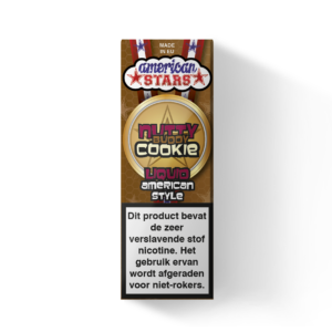 Flavourtec Nutty Buddy Cookie - American Stars
