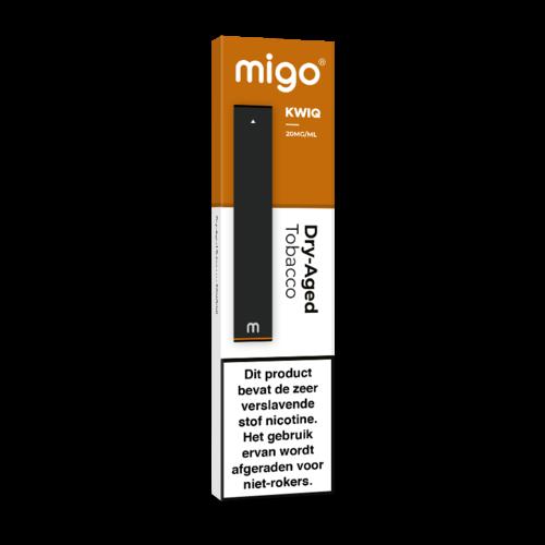 Migo Kwiq Dry Aged Tobacco