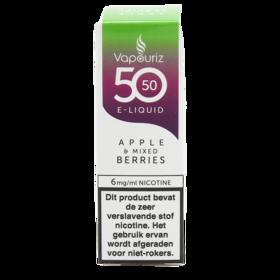 Vapouriz Apple Mixed Berries