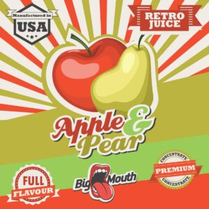 Big Mouth Apple & Pear Aroma 10ml