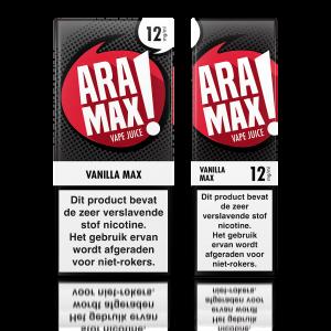 Aramax Vanilla Max