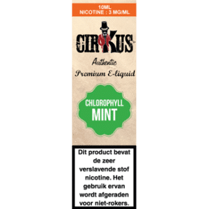Cirkus Chlorophyll Mint