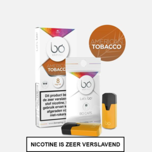 BO Caps American Tobacco