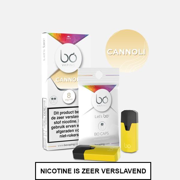 BO Caps Cannoli