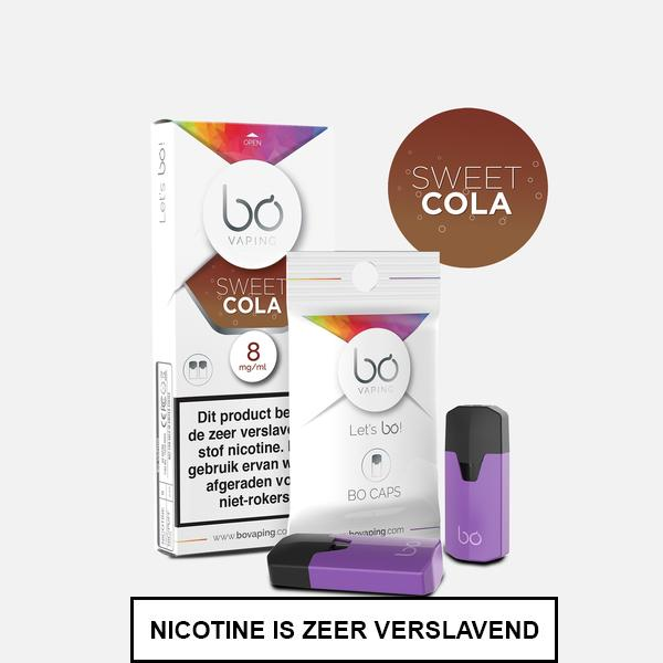 BO Caps Sweet Cola