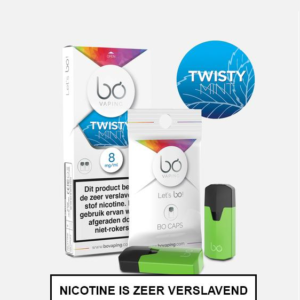 BO Caps Twisty Mint