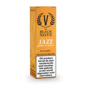 Black Note Jazz E-liquid