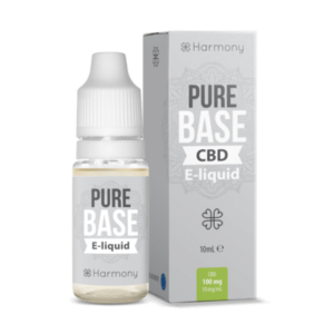 Harmony CBD Pure Base – 100mg CBD 10ml