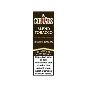 Cirkus Blend Tobacco nic salt e-liquid