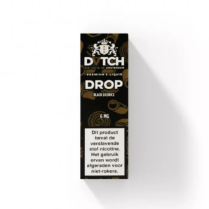 DVTCH Amsterdam Drop e-liquid 10ml