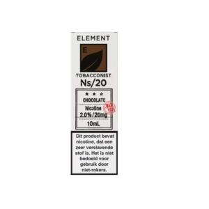 Element Tobacconist Choco NS20