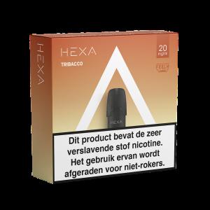 HEXA 2.0 Tribacco Pods