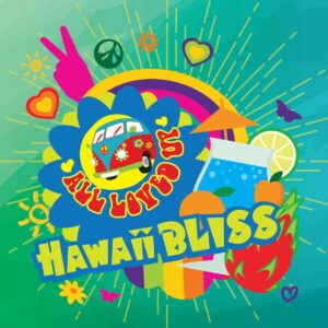 Big Mouth Hawaii Bliss Aroma 10ml