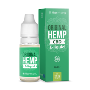 Harmony CBD e-liquid Hemp 30mg 10ml