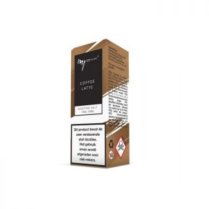 Izy Vape Coffee Latte nic salt e-liquid