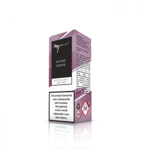 Izy Vape Divine Grape Nic Salt e-liquid