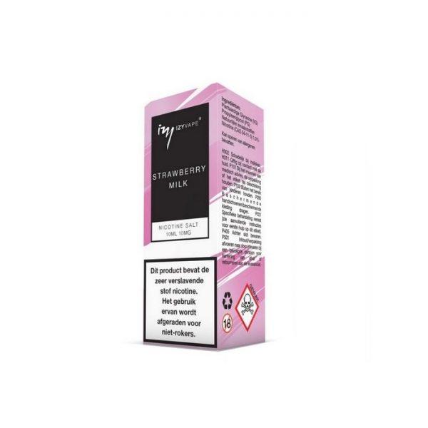 Izy Vape Strawberry Milk nic salt e-liquid