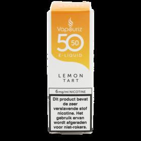 Vapouriz Lemon Tart