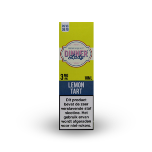Dinner Lady Lemon Tart e-liquid