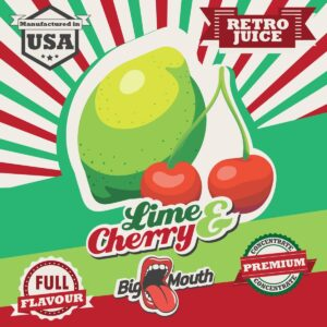 Big Mouth Lime & Cherry Aroma 10ml