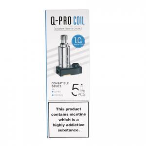 Lost Vape orion Q-pro coils
