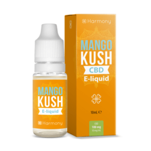 Harmony Mango Kush CBD E-liquid 30mg 10ml