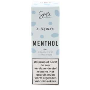 Simple Essentials Menthol